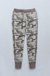 Camouflage Pile Pants GY