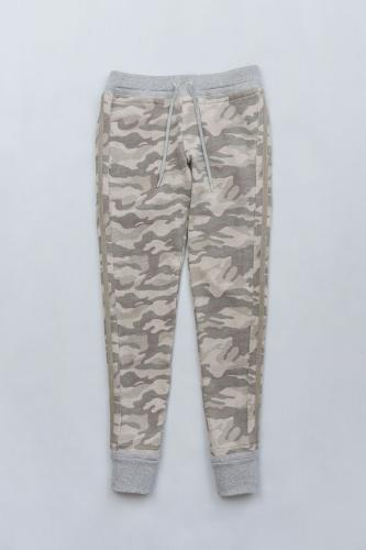 Camo Powder Sweat Pants KH