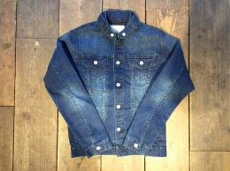 Stretch Denim Blouson
